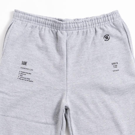 ◆NEMES 206 / NEMES DIAMOND LIFE SWEAT PANTS