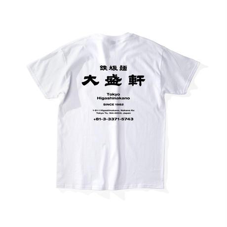◆NEMES 226 / 大盛軒×NEMESロゴT-SHIRT