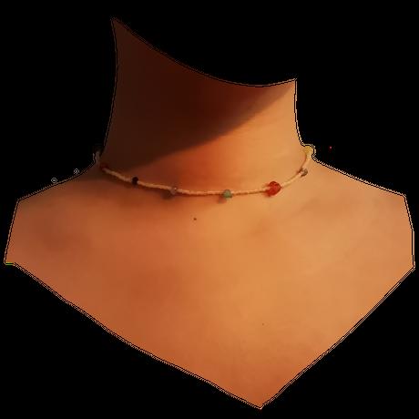 星守りの首飾り イザベル