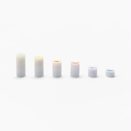sunset / aromatic candle
