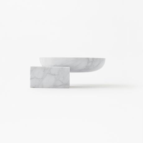 under / bowl S white (build to order)