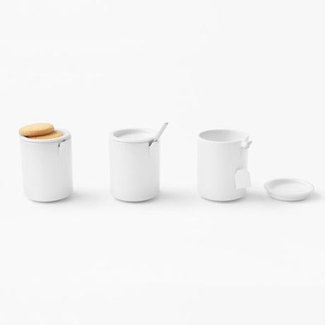peel / cup