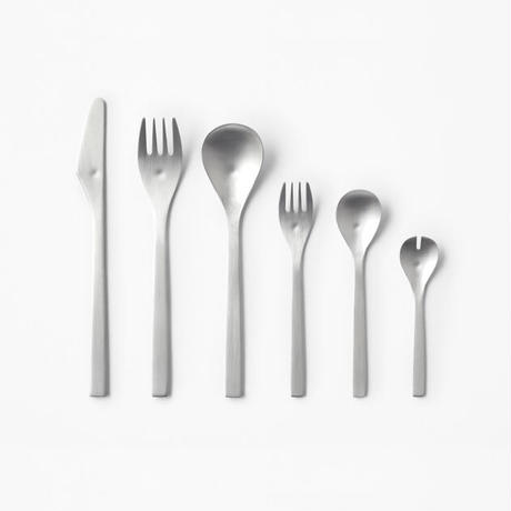 equbo, / cutlery 6 pieces