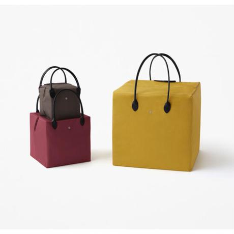 LONGCHAMP katachi collection /  Cube M