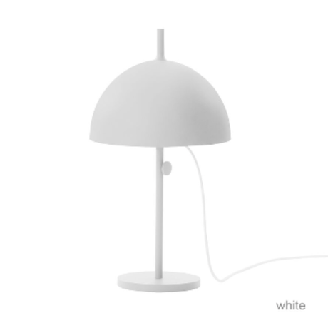 w132 / table lamp sphere / white