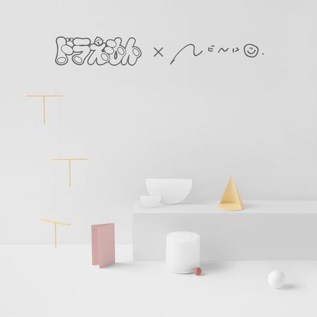 doraemon minimal desktop collection tray