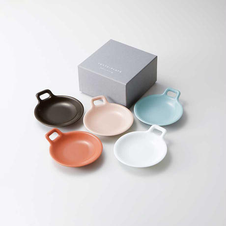 totte-plate / plate S 5 pieces