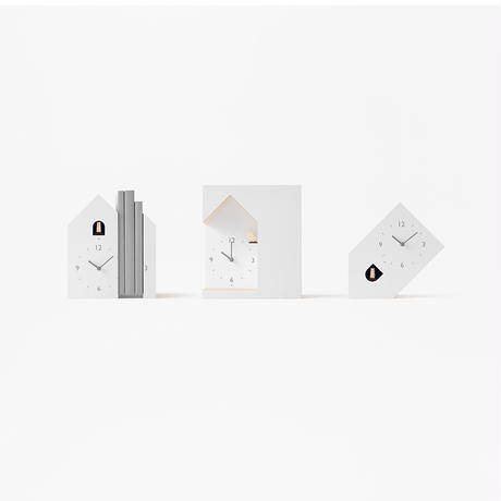 cuckoo-collection / bookend