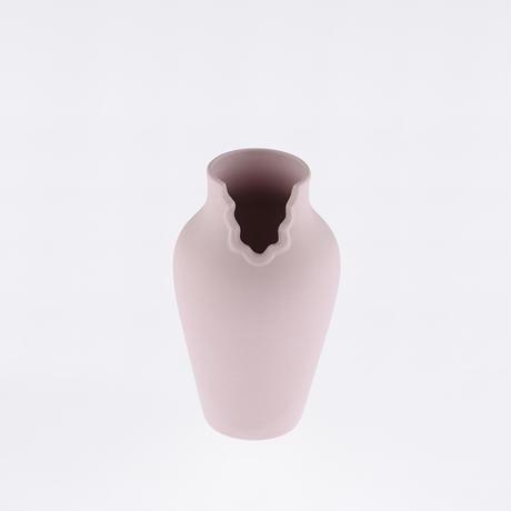 dress-up / vase pink M