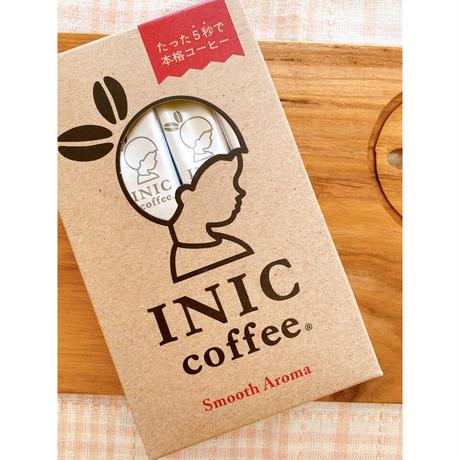 INICコーヒー スムースアロマ(12本入)