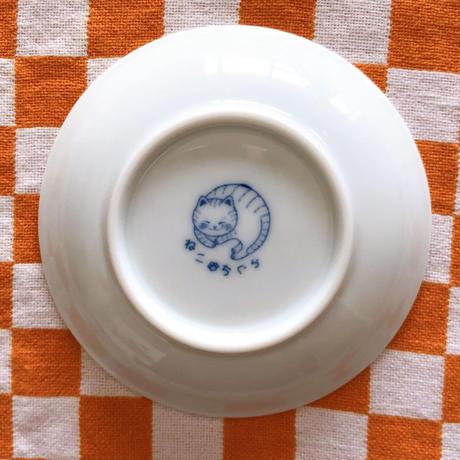 小皿(茶トラちゃん)