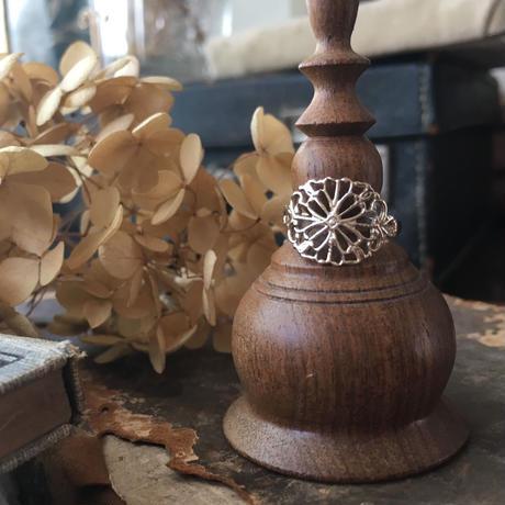 """よつ葉のクローバーのリング""""Trefle a quatre feuilles"""""""