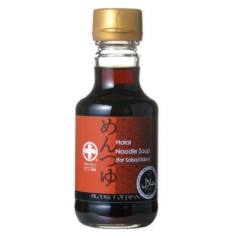 めんつゆ 150ml 瓶 (1ケース12本入)