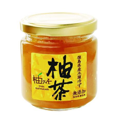 木頭ゆず柚茶 200g (1ケース20個入)