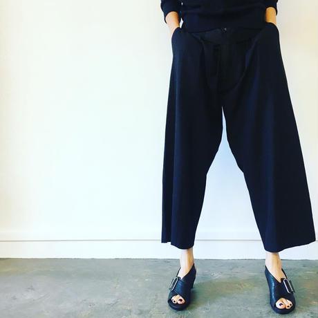 【divka】Strech Linen Pants