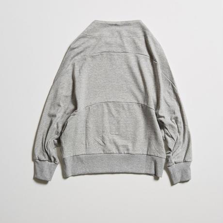 【divka】Cotton Fleece Pullover