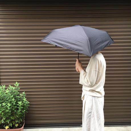 晴雨兼用折りたたみ傘【masu】ブラック