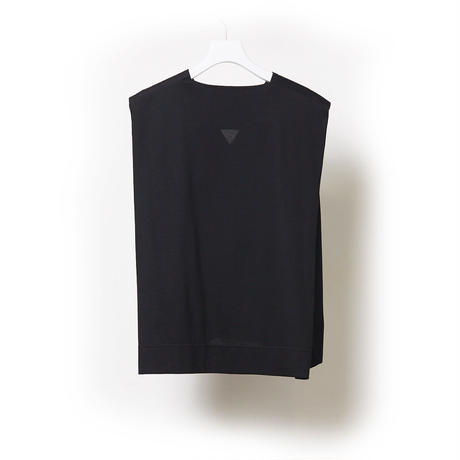 【divka】Compact Cool Jersey Top