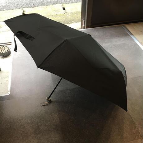 折りたたみ雨傘【urawaza】ブラック