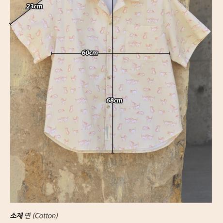NDD 21SS Camp Shirt_Cat