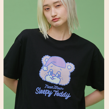 21SS Teddy Face T (3Colors)
