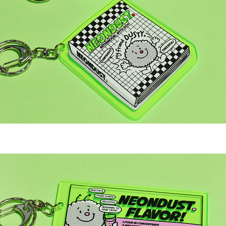 [ND] Dusty Key Holders