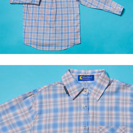 20SP Shirt (Blue Check)