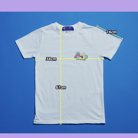 Mini Fruit T-shirt
