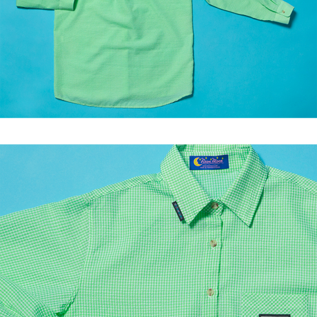20SP Shirt (Mint Check)