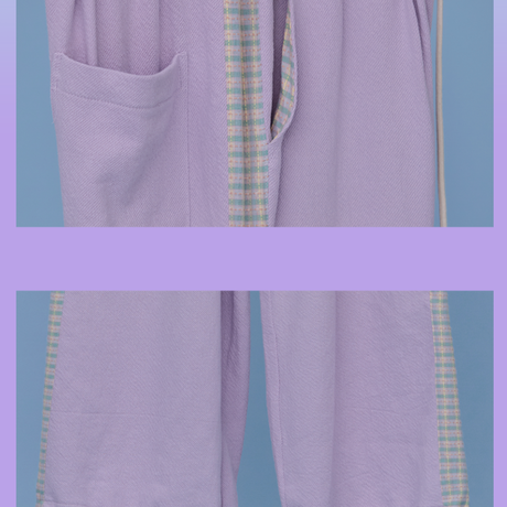 ND 21SS Pants (Mint Purple)