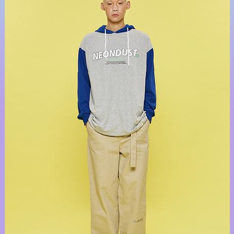 NEONDUST. 2Color Hood T-Shirt