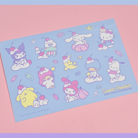 Limited!  Sanrio Deco Pack