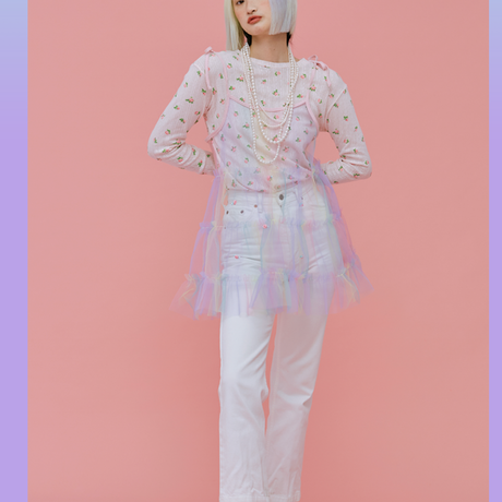 Aurora Cancan Dress