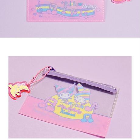 [Rainbow Melody] Charm Pouch