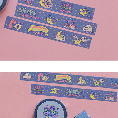 Sleepy World] Masking Tape