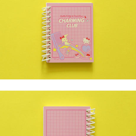 HELLO KITTY CHARMING CLUB Spring Note