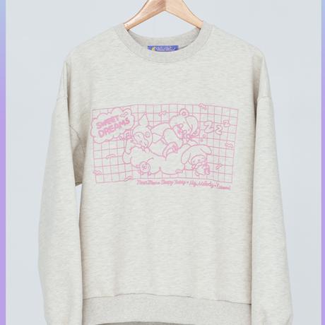 [Sweet Dreams] Sweat Shirt (Oatmeal)