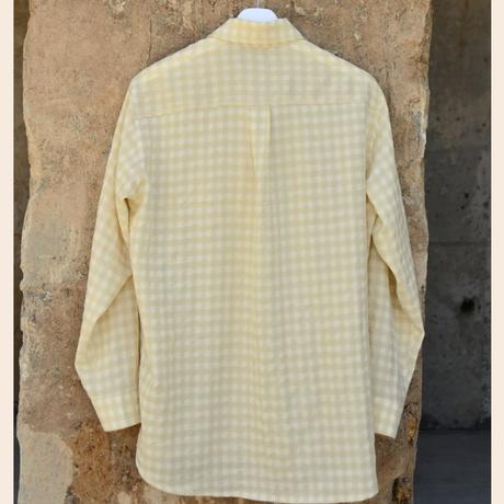 NDD 21SS Shirt_Beige Check