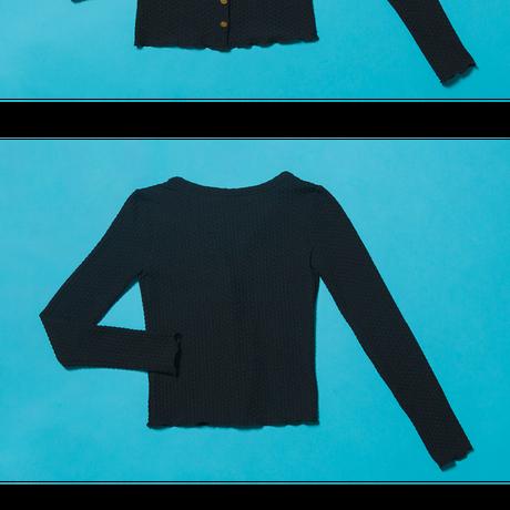20SP Cardigan (Black)