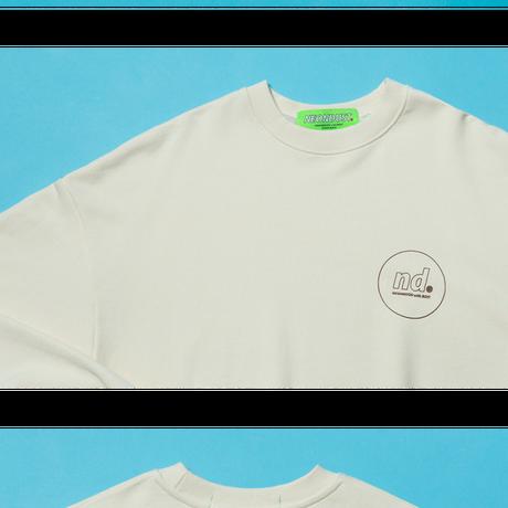 [ND] 20SP Sweat Shirt (IVORY)