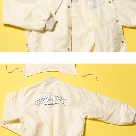 ND Windbreaker (Ivory)
