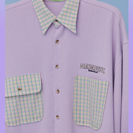 ND 21SS Shirt (Mint Purple)