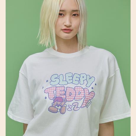 21SS Teddy Logo T (4Colors)