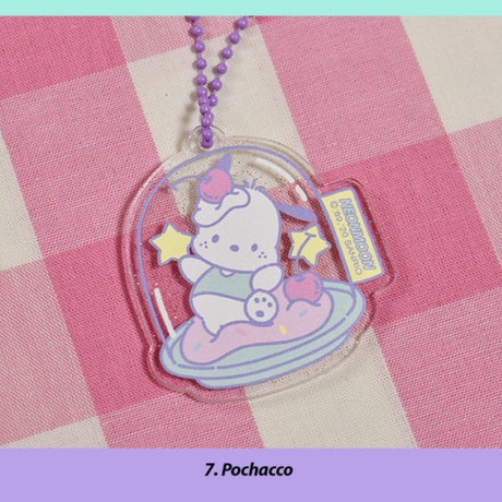 New Sanrio Key Holder