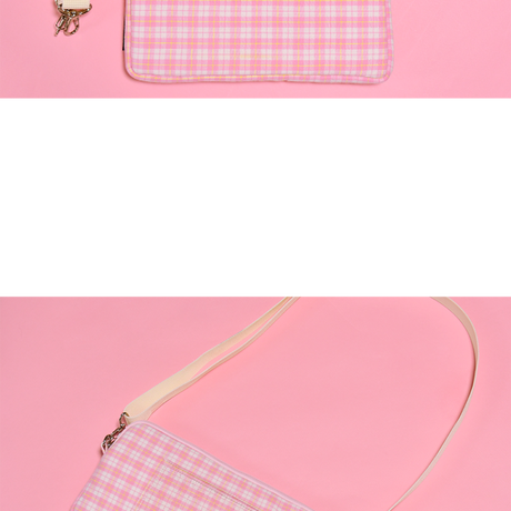 (再入荷)Midium Pouch Bag (Switch Size)