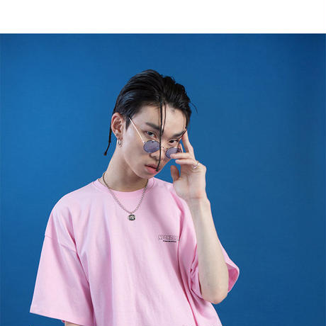 [ND] Dusty T-SHIRT (Pink)