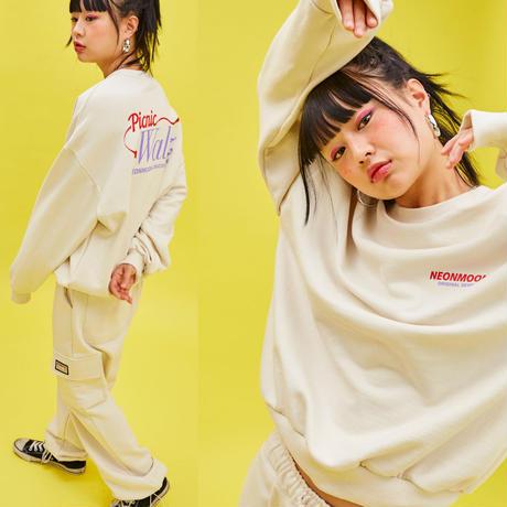 19S Sweat Shirt (Ivory)