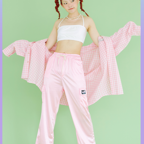 20SM Pocket Pants (Pink)