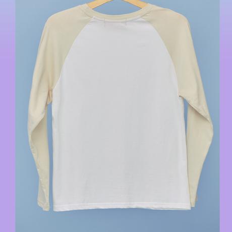 Raglan T-shirt (Beige)