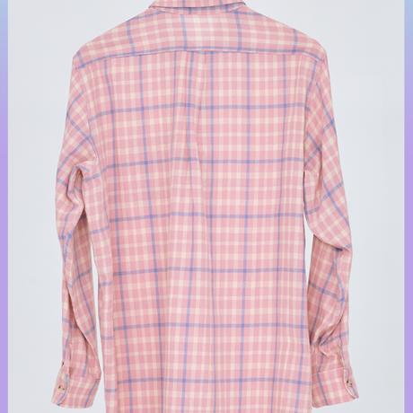 20FW Check Shirt (Pink)